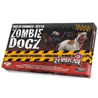 Zombicide Box of Zombies Set #5: Zombie Dogz