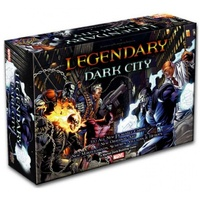 Legendary DBG: Dark City Expansion
