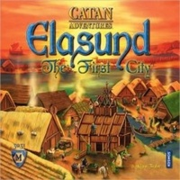 Settlers of Catan: Elasund First City of Catan