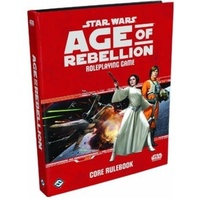 Star Wars Age Of Rebellion RPG Core