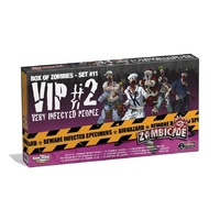 Zombicide Box of Zombies Set #10: VIP #2 - Very Infected People