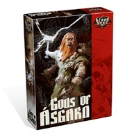 Blood Rage: Gods of Ásgard