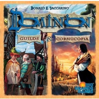 Dominion Cornucopia & Guilds