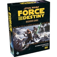 Star Wars Force & Destiny Beginner RPG