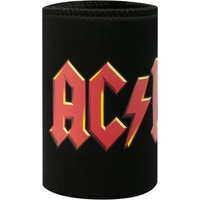 ACDC Red Logo Can Cooler
