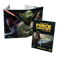 Star Wars RPG Force and Destiny Game Master's Kit