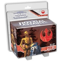 Star Wars Imperial Assault R2-D2 & C-3PO Ally Pack