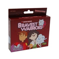 Encounters Bravest Warriors Red Deck