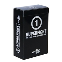 Superfight: The Core Deck - Expansion One