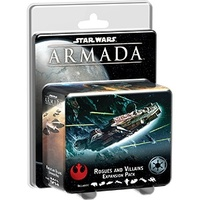 Star Wars Armada Rogues & Villains Expansion Pack