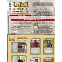 Catan Scenarios: Helpers of Catan
