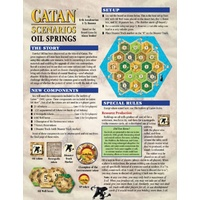 Catan Scenario Oil Springs