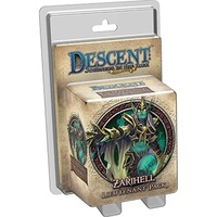 Descent: Journeys in the Dark (Second Edition) - Zarihell Lieutenant Pack