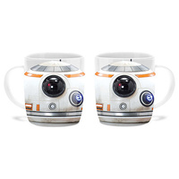 Star Wars BB8 Character Mug