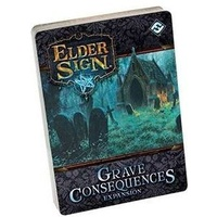 Elder Sign Grave Consequences Expansion