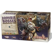 Zombicide Black Plague Zombie Bosses - Abomination Pack