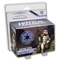 Star Wars Imperial Assault Captain Terro Wasteland Enforcer
