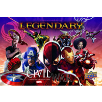 Legendary DBG Marvel Civil War