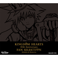 Kingdom Hearts 10th Anniversary Fan Selection -Melodies & Memories- Original Soundtrack