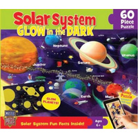 Solar System Glow 60pc Puzzle