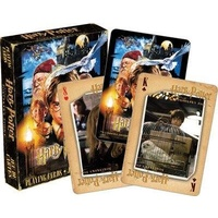 Harry Potter and the Sorcerers Stone Playing Cards