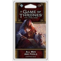 A Game of Thrones LCG: Men are Fools Chapter Pack