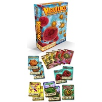 Virulence An Infections Card Game