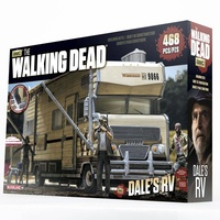 The Walking Dead | Builder Set Dale's RV - McFarlane Toys