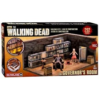 The Walking Dead | Builder Set  The Governor's Room - McFarlane Toys