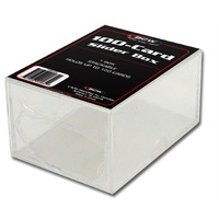 BCW 2 Piece Slider Box - 100 Count