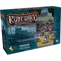 Runewars Miniatures Game: Spearmeny