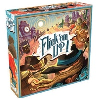 Flick 'Em Up - Plastic Version