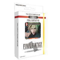 Final Fantasy Trading Card Game Starter Set Final Fantasy 7 (single unit)