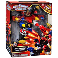 Power Rangers Megaforce BattleFire Megazord Action Figure