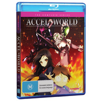 Accel World Complete Series Bluray
