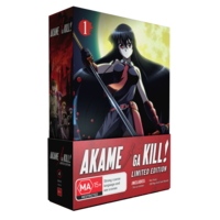 Akame Ga Kill! - Part One [Limited Edition Combo]