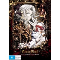 Trinity Blood: Collection DVD