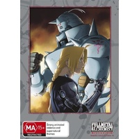 Fullmetal Alchemist - Brotherhood Series : Collection 2 DVD