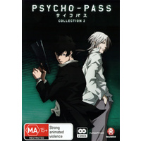 Psycho-Pass: Collection 2 DVD