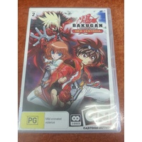 Bakugan Battle Brawlers New Vestroia Collection 2 DVD
