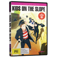 Kids On The Slop - DVD