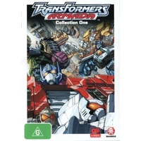 Transformers Armada Collection One DVD