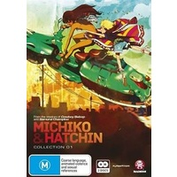 Michiko & Hatchin Collection 1 DVD