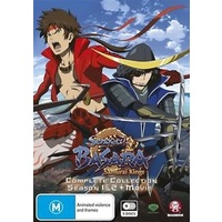 Sengokubasara Samurai Kings Complete Collection DVD
