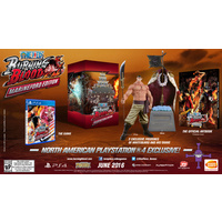One Piece: Burning Blood - Marineford Edition PS4