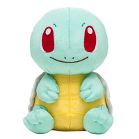 Pokemon Center Crepe-Style Plush - Squirtle