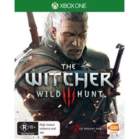 The Witcher 3: Wild Hunt Day 1 Edition XB1
