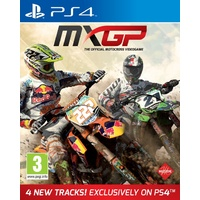 MXGP : The Official Motocross Videogame PS4