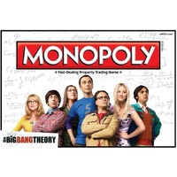 Monopoly: The Big Bang Theory