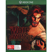 The Wolf Among Us XB1